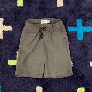 OLD NAVY grey shorts for boys